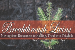 Breakthrough Living by Les Hollon