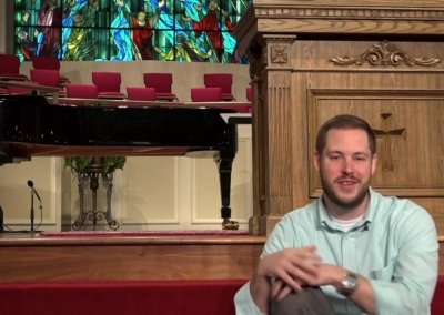 Worship: Full, Conscious & Active Participation by Jacob Sensenig