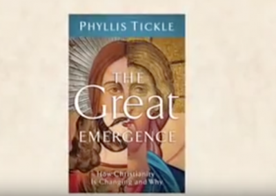 """The Great Emergence"" by Phyllis Tickle"