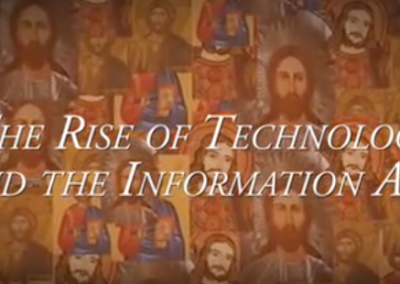 Technology and Information Society by Phyllis Tickle