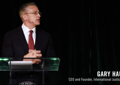 Gary Haugen on Leading Without Fear